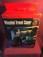 Knight Wheeled Travel Cover Model 2200 For Your Golf Clubs In Orig. Box