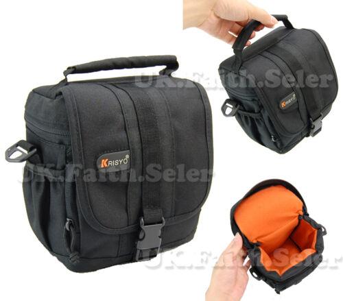 Cámara impermeable hombro bolsa caso para Samsung Nx30 wb1100f wb2200f NX3000