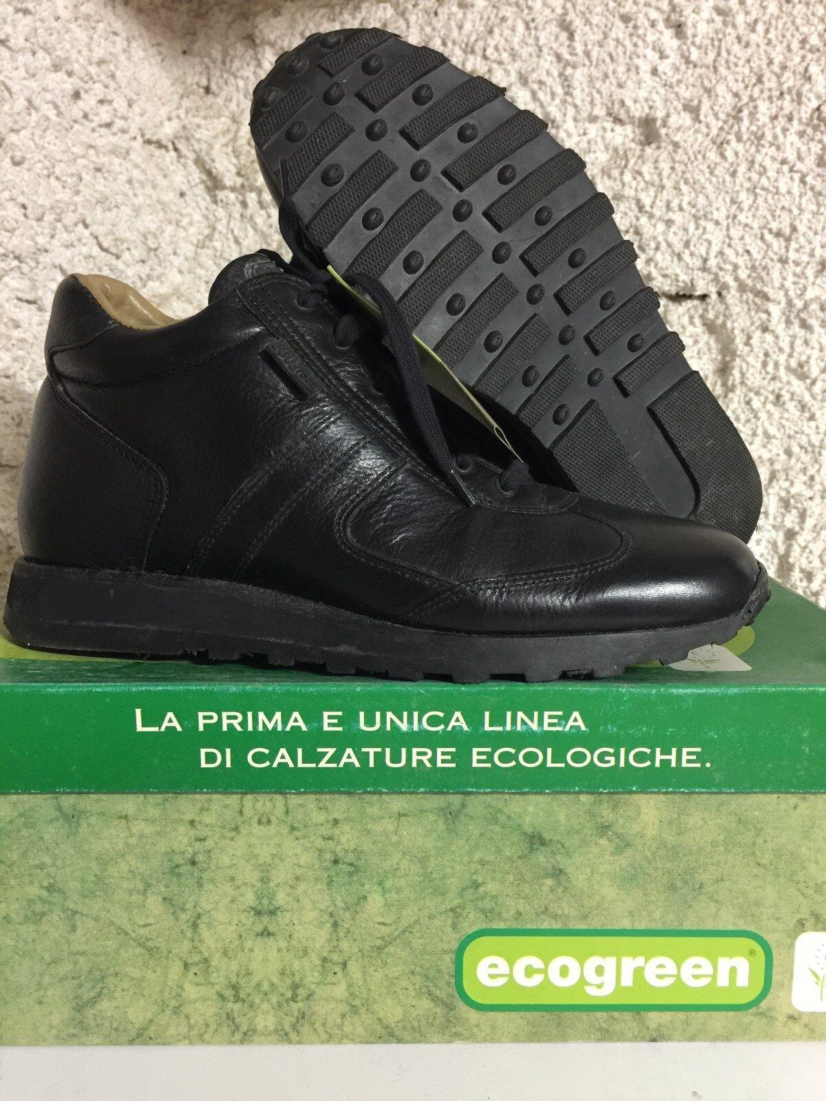 Scarpa uomo ECOGREEN n°40  (Tg.6 Eu) Made in italy