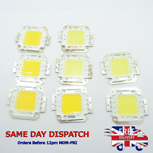 High-Power-10W-100W-Cold-Warm-White-SMD-LED-Bright-Floodlight-Lamp-Chip-Bulb