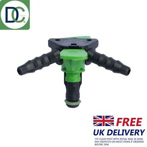 Vauxhall Movano B Opel 1 Way Injector Leak Off Connector