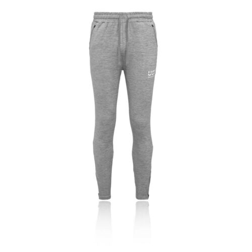 Union Of Definition Mens Thor Jogger Grey Sports Running Breathable