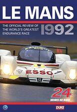 Le Mans 1992 - Official review (New DVD) 24 Hour Endurance race