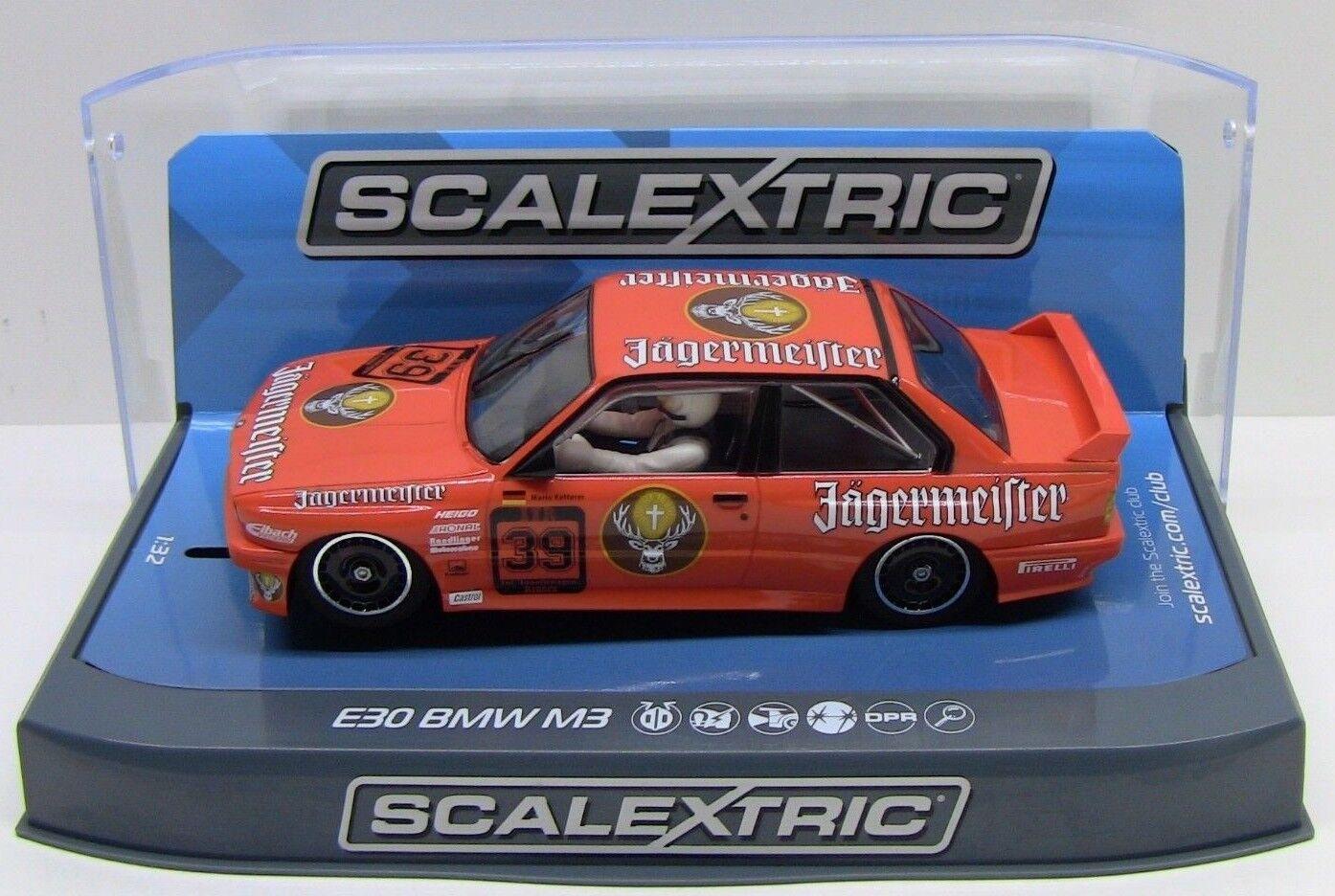 Scalextric 1 32 BMW M3 E30 - NURBURGRING 1988 Slot Car C3899