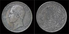 België Leopold I 5 frank 1851