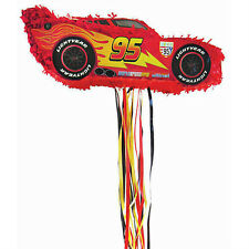 Disney Cars Lightning McQueen Pinata for candy Birthday theme party