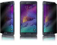 100% Genuine Anti-spy Privacy Tempered Glass Screen Protector Samsung Note 4 UK