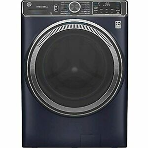 GE GFW850SPNRS 5.0 Cu. Ft. Capacity Sapphire Blue Smart Front Load Energy Star