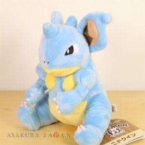 Pokemon-Center-Original-Mini-Peluche-De-Pokemon-Fit-31-Nidoqueen-Muneca-Juguete-Japon