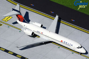 GEMINI 200 (G2DAL876) DELTA AIRLINES 717-200 1:200 SCALE DIECAST METAL MODEL