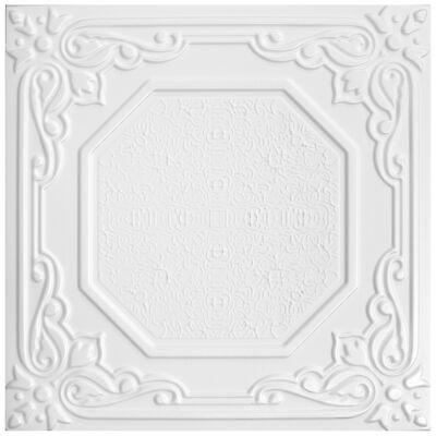 1 qm Styroporplatten Deckenplatten Stuck Decke Dekor Platten 50x50cm Nr.26