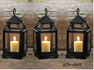 6 Mini Small 8 Quot Black Malta Candle Holder Lantern Lamp