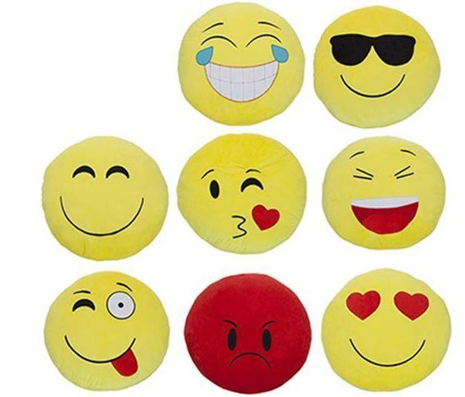 Soft toy Emoticons Emoticons Emoticons Emoticons Emoticon soft toy 50 cm Huge Giants Social Pillows d7e2b5