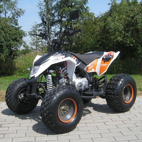 Quad ATV MADDEX MADIX 50ccm mit Strassenulassung **NEU**