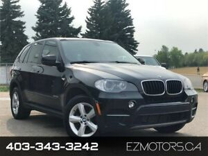 2011 BMW X5 35i|XDRIVE|360 CAMERA|DVD|HUD|FULLY SERVICED