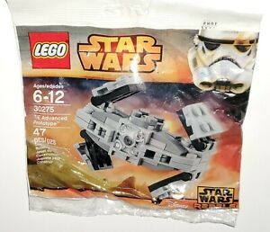 Lego Star Wars TIE Advanced Prototype 30275 Polybag New Sealed