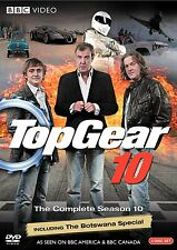NEW - Top Gear 10: The Complete Season 10