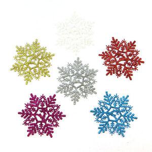 6x-palline-multi-colore-fiocchi-neve-decorazione-casa-albero-natale-brillantini