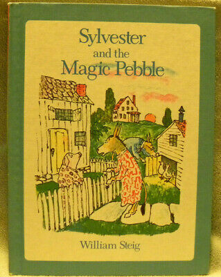 Sylvester And The Magic Pebble By William Steig 1969 Hc Children S Choice 9780671960223 Ebay