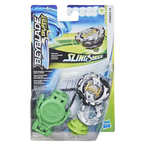 Sélection Hasbro e4603eu4-Beyblade Burst Sling Shock Starter Pack-mains Set