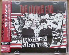 The Living End -  Modern Artillery (Rare Japan 16-Track Promotional Sample CD)