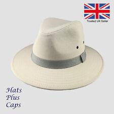 fa6afdf1171 item 3 Mens Summer Fedora Cotton Wide Brim Trilby Sun Hat Holiday Panama  Beach Travel -Mens Summer Fedora Cotton Wide Brim Trilby Sun Hat Holiday  Panama ...