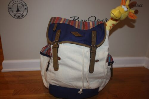 New with Tag Roxy Exploration Backpack Daybag w// Laptop Sleeve SHIP FREE FAST US