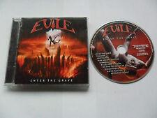 EVILE - Enter The Grave (CD 2007) METAL