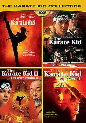 The Karate Kid Collection (DVD, 2014 BRAND NEW FACTORY SEALED