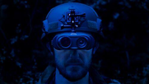 NightFox Cape visori notturniingrandimento 1x940nm a infrarossi Covert