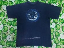 VINTAGE RARE IAN BROWN STONE ROSES UNFINISHED MONKEY BUSINESS T SHIRT M OASIS