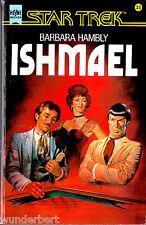 """Barbara Hambly - """" Star TREK - Classic 23 - ISHMAEL """" (1996) - tb"""