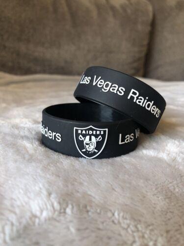 Brand New Las Vegas Raiders Bracelet