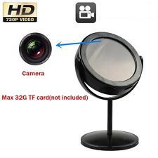 HD 720P Mini DVR Home Mirror SPY Hidden Camera Video Recorder Motion Detection