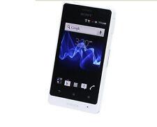 Sony XPERIA go ST27i WHITE(Unlocked)Smartphone Waterproof WIFI GPS Free Shipping