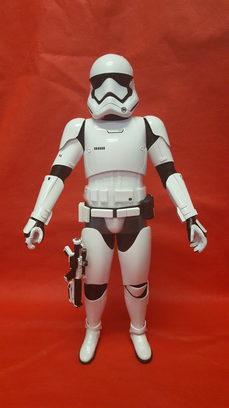 1 6 Hot Toys MMS Finn and First Order Riot Control Stormtrooper TROOPER ONLY JC