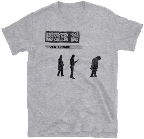 Details about  /HUSKER DU Zen Arcade T-shirt//Long Sleeve sugar fugazi replacements black flag