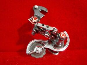 Campagnolo-Velox-Rear-Derailleur-5-Speed-Italy-Used