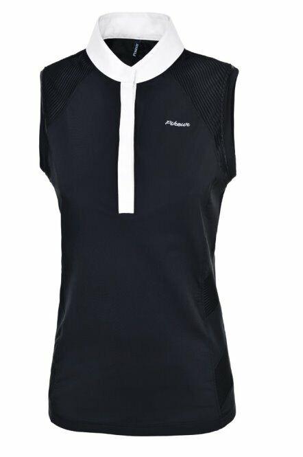 PIKEUR Lexa torneo shirt Night blu Donna Torneo-Camicia Shirt FS 2019