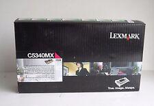 Lexmark Genuine C5340MX Extra High Yield Magenta Toner Cartridge C534 C534dn