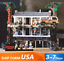 UPS Stranger Things Turning The World Upside Down 2499Pcs Building Block bricks