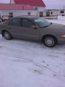 Has be seen MInt Buick century limited