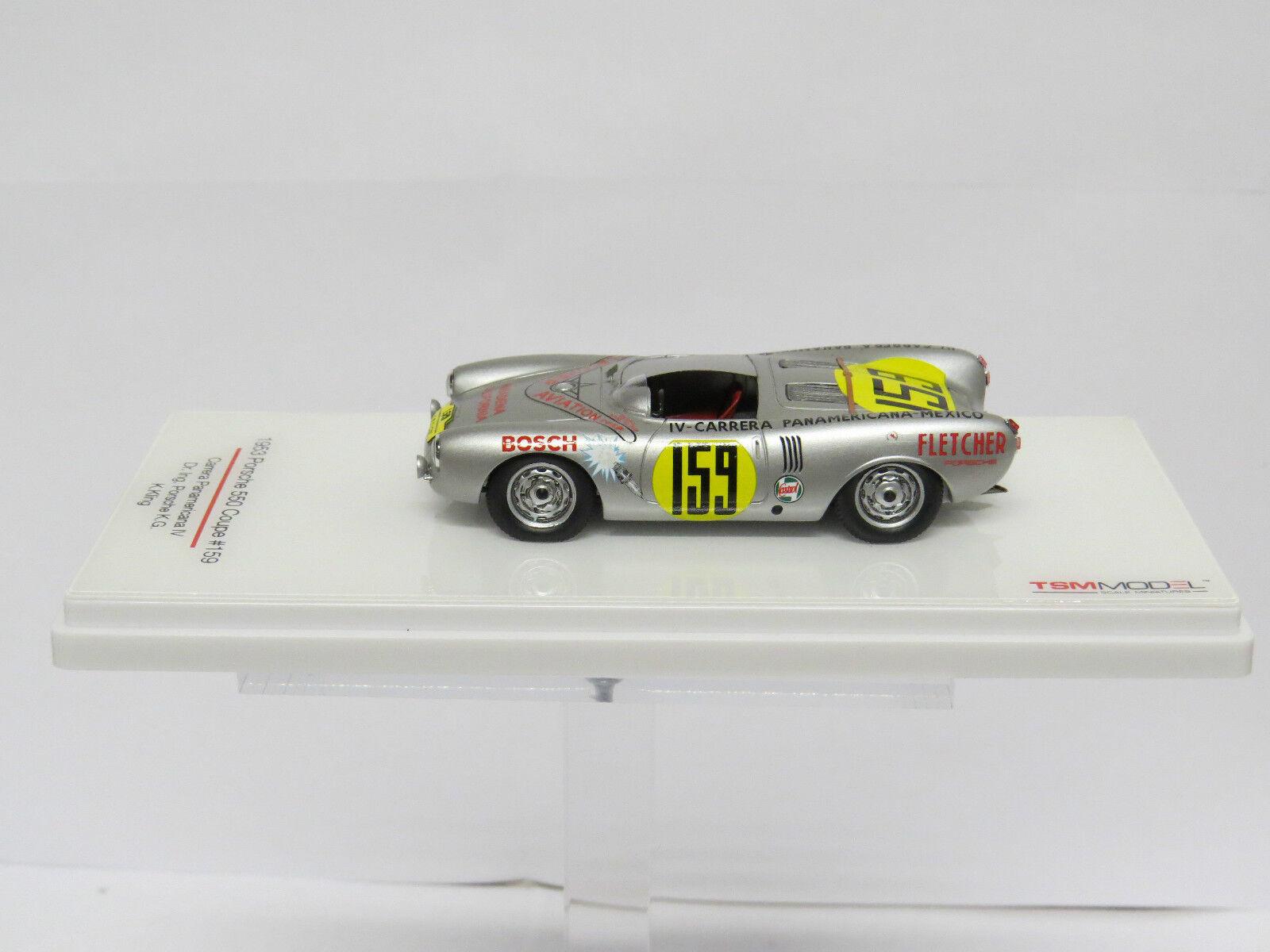 Porsche 550 Coupe  159 1953 TSM 124357 1 43
