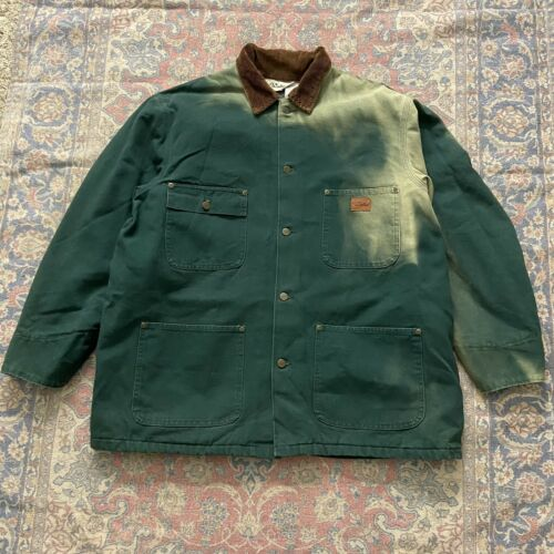 Vintage Walls Blanket Lined Chore Jacket USA Made