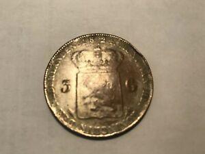 3-Gulden-1824-Niederlande