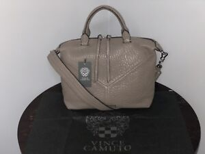 tags met Vince Holly Medium Satchel Nieuw Camuto Foxy gf76by