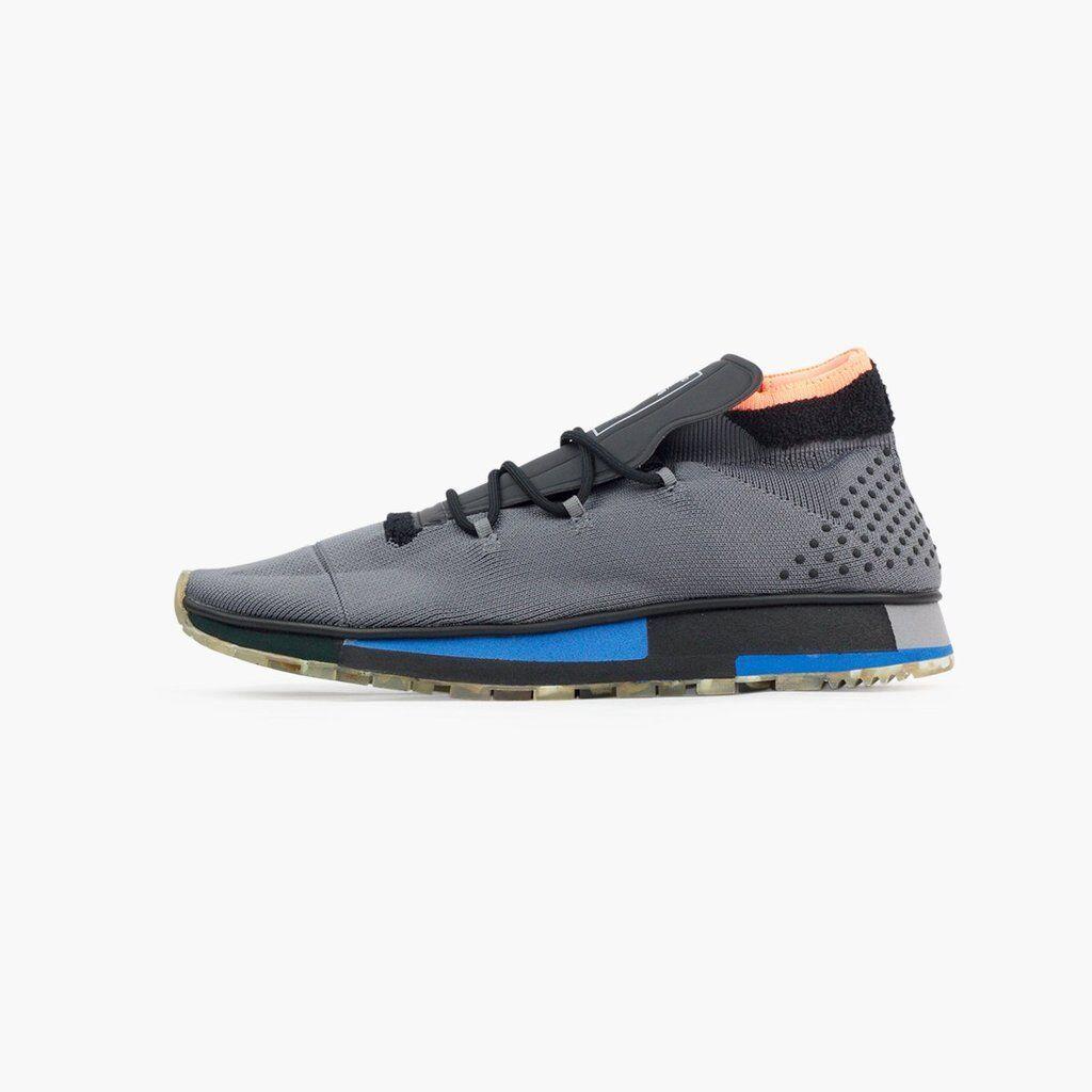 Adidas e correre a met x alexander wang taglia 12.ac6844.grigio, blu e nero.