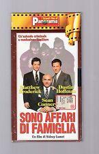 sono affari di famiglia - i grandi film di panorama- VHS