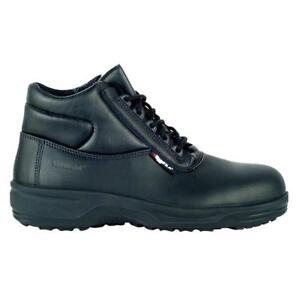 Safety Src Shoes Urano Cofra 77740 007 Black de Precio venta S2 wqnXwBgFI