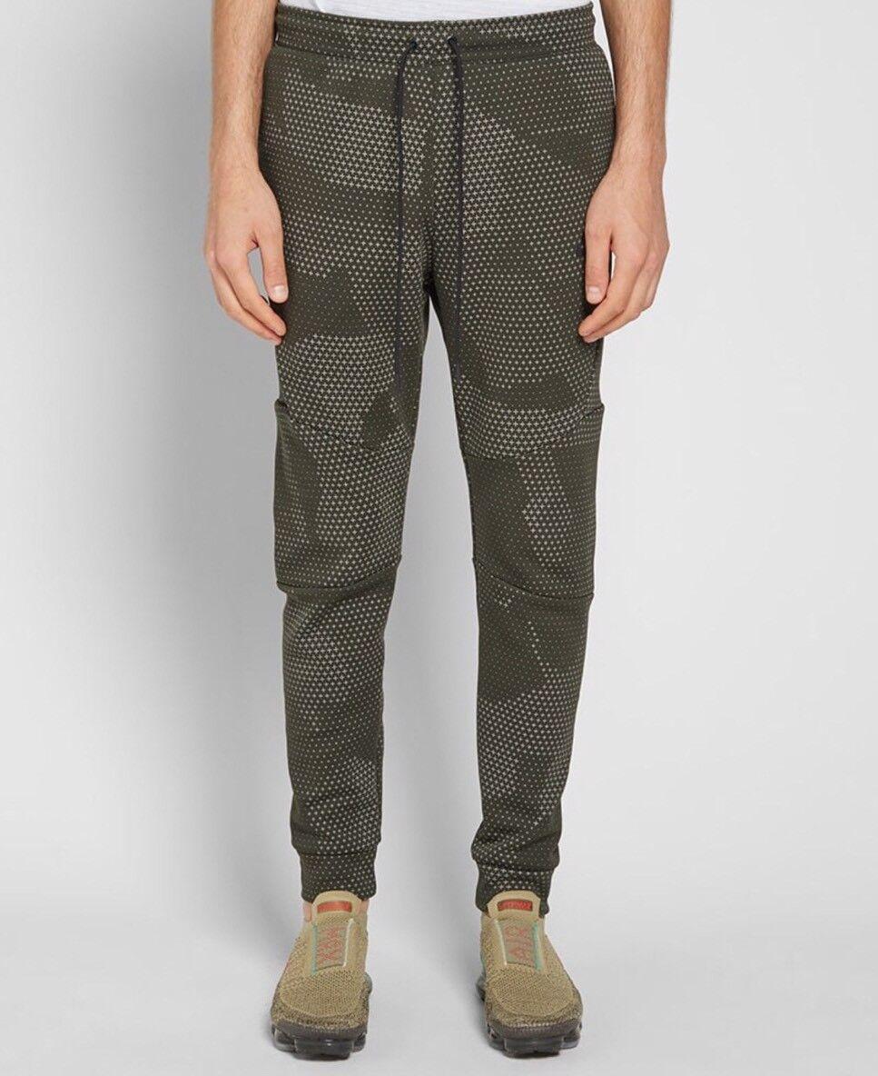Nike Tech Pile Pantaloni GX 1.0 (sequoia) - 2XL-NUOVO  886175 355
